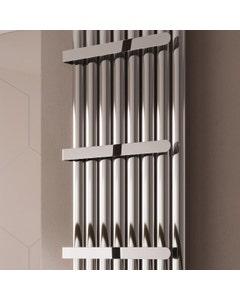 Reina Neval Towel Bar, Chrome, 450mm, for Double Panel