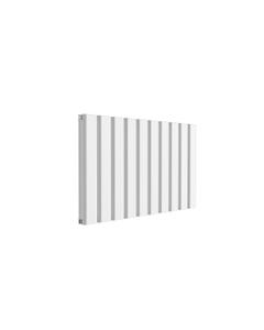 Reina Vicari Aluminium Designer Radiator, White, 600mm x 1000mm - Double Panel