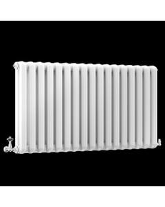 Nordic Aluminium Column Radiator, White, 649mm x 474mm