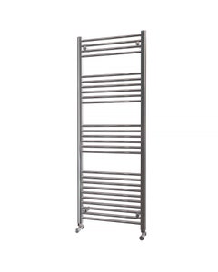 Trade Direct Towel Rail - 22mm, Chrome Straight, 1600x600mm (Electric)