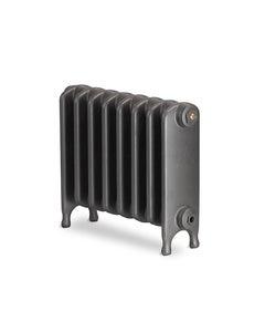 Paladin Clarendon 1 Column Cast Iron Radiator, 440mm x 423mm - 6 sections
