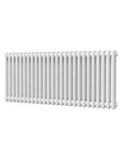 Trade Direct 2 Column Radiator, White, 500mm x 1164mm
