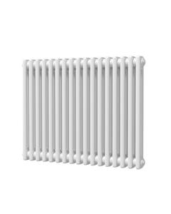 Trade Direct 2 Column Radiator, White, 600mm x 768mm