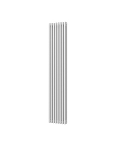 Trade Direct 3 Column Radiator, White, 1800mm x 380mm