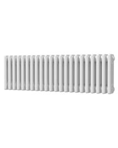 Trade Direct 3 Column Radiator, White, 300mm x 999mm