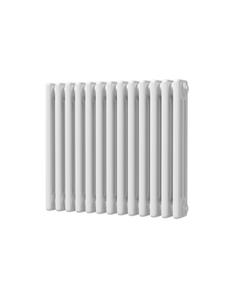 Trade Direct 3 Column Radiator, White, 500mm x 599mm