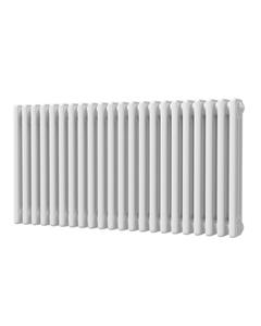Trade Direct 3 Column Radiator, White, 500mm x 999mm