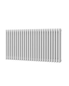 Trade Direct 3 Column Radiator, White, 600mm x 1177mm