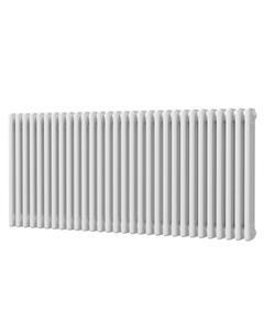 Trade Direct 3 Column Radiator, White, 600mm x 1355mm