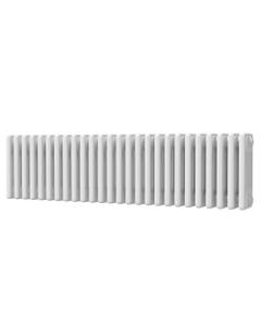 Trade Direct 4 Column Radiator, White, 300mm x 1164mm