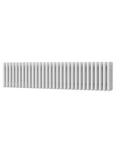 Trade Direct 4 Column Radiator, White, 300mm x 1340mm