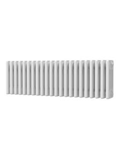 Trade Direct 4 Column Radiator, White, 300mm x 988mm