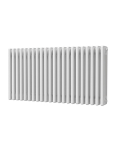 Trade Direct 4 Column Radiator, White, 500mm x 988mm