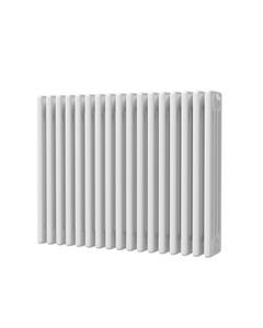 Trade Direct 4 Column Radiator, White, 600mm x 768mm