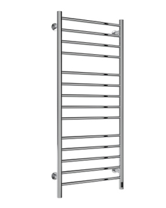 Reina Arnage Stainless Steel Rail, Polished, 1200mm x 500mm (Electric)