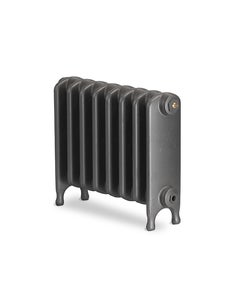 Paladin Clarendon 1 Column Cast Iron Radiator, 440mm x 677mm - 9 sections (Electric)