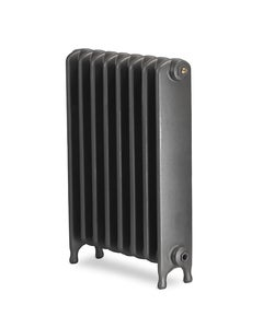 Paladin Clarendon 1 Column Cast Iron Radiator, 740mm x 612mm - 8 sections (Electric)