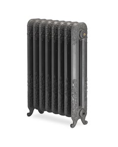 Paladin Montpellier 2 Column Cast Iron Radiator, 790mm x 733mm - 9 sections (Electric)