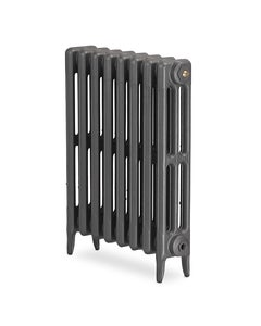 Paladin Victoriana 3 Column Cast Iron Radiator, 645mm x 638mm - 9 sections (Electric)