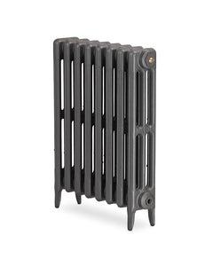 Paladin Victoriana 3 Column Cast Iron Radiator, 645mm x 698mm - 10 sections (Electric)