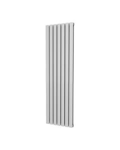 Trade Direct Nevo Designer Radiator, White, 1800mm x 476mm - Double Panel