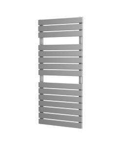 Trade Direct Nevo Bar Towel Rail, Silver, 1156x500mm