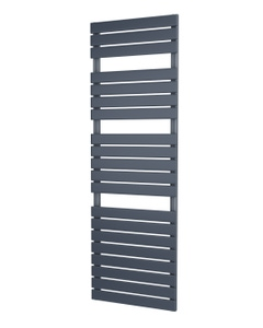 Trade Direct Nevo Bar Towel Rail, Anthracite, 1564x500mm