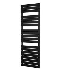 Trade Direct Nevo Bar Towel Rail, Black, 1564x500mm