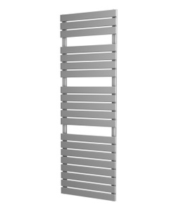 Trade Direct Nevo Bar Towel Rail, Silver, 1564x500mm