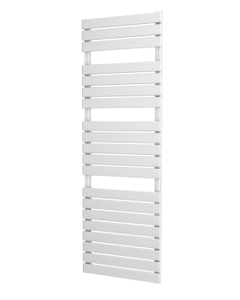 Trade Direct Nevo Bar Towel Rail, White, 1564x500mm