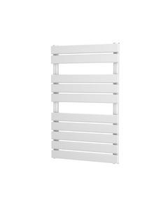 Trade Direct Nevo Bar Towel Rail, White, 816x500mm