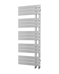 Trade Direct Nevo Triple Towel Rail, Silver, 1292x500mm