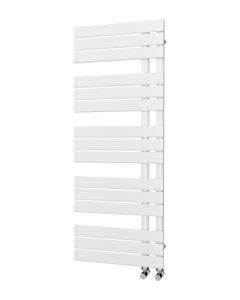Trade Direct Nevo Triple Towel Rail, White, 1292x500mm