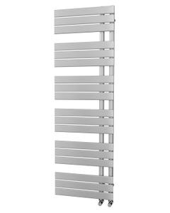 Trade Direct Nevo Triple Towel Rail, Silver, 1564x500mm