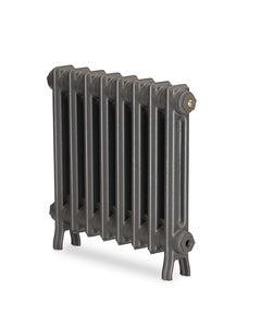 Paladin Neo Georgian 2 Column Cast Iron Radiator, 490mm x 573mm - 9 sections