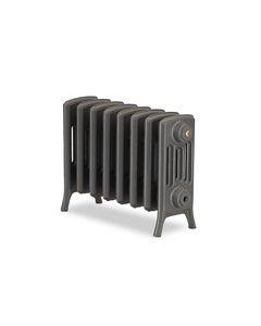 Paladin Neo Georgian 4 Column Cast Iron Radiator, 360mm x 208mm - 3 sections