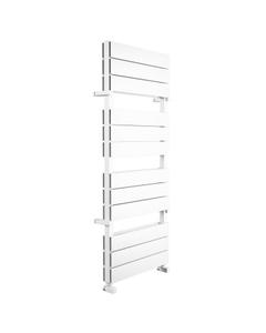 Apollo Magenta Aluminium Rail, White, 1195x530mm