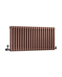 DQ Modus 2 Column Radiator, Historic Copper, 500mm x 990mm