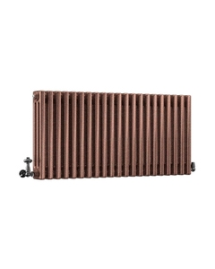 DQ Modus 3 Column Radiator, Historic Copper, 500mm x 1220mm