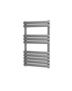 Trade Direct Saturn Bar Towel Rail, Silver, 830x500mm