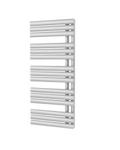 Trade Direct Saturn Triple Towel Rail, White, 1120x500mm