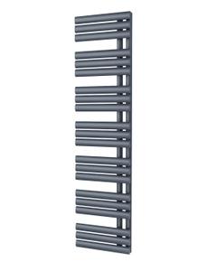 Trade Direct Saturn Triple Towel Rail, Anthracite, 1590x500mm