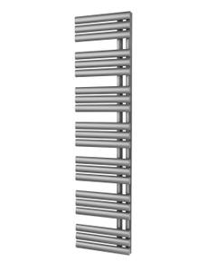 Trade Direct Saturn Triple Towel Rail, Silver, 1590x500mm