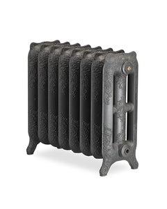 Paladin Oxford 3 Column Cast Iron Radiator, 570mm x 1406mm - 17 sections
