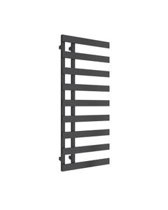 Reina Florina Towel Rail, Anthracite, 1235x500mm