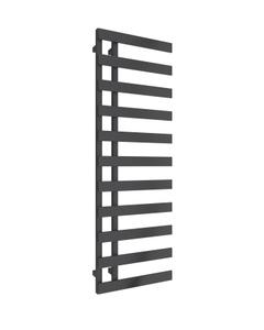 Reina Florina Towel Rail, Anthracite, 1525x500mm