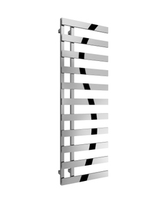 Reina Florina Towel Rail, Chrome, 1525x500mm