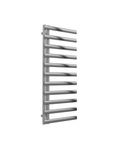 Reina Cavo Stainless Steel Rail, Satin, 1230x500mm