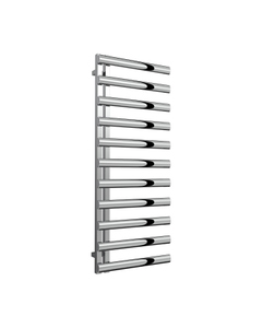 Reina Cavo Towel Rail, Stainless Steel, 1230x500mm ,Reina Cavo Towel Rail, Stainless Steel, 1230x500mm ,,,