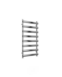 Reina Deno Stainless Steel Rail, Satin, 992x500mm